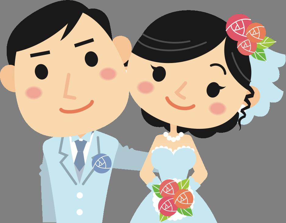 Svatební blahopřání, přáníčka, blahopřání - obrázkové a textové svatební blahopřání